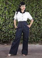 High Waist Jeans ...  Look Great and Keep Your Dignity When Bending : )