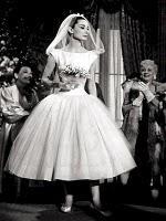 Fifties Wedding Dresses ... Ta Dum, Dee Da ... Lovely