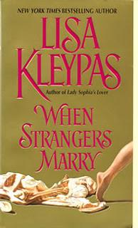 Guest Review From My Mom!! When Strangers Marry by Lisa Kleypas