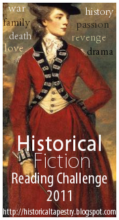 New Challenge: Historical Fiction 2011 Challenge