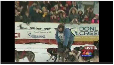 2011 Iditarod: John Baker Wins In Record Time