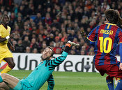 Barcelona Progress Past Ten-man Arsenal