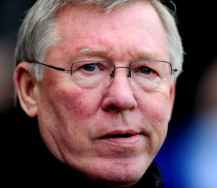 Sir Alex Ferguson Red-Faced at Media Black-Out