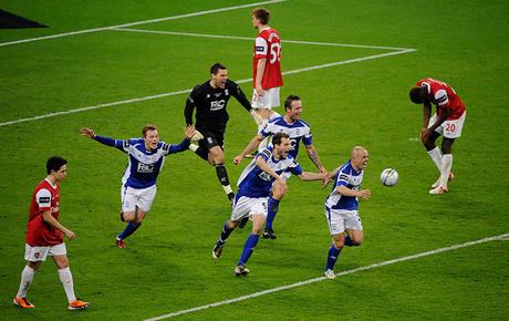 Birmingham City Defeat Arsenal 2-1 in Carling Cup Final