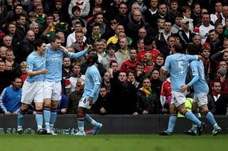 Wayne Rooney's Magical Goal Wins Manchester Derby 2-1