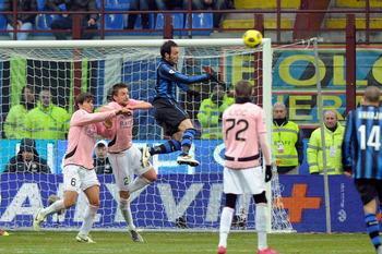 Pazzini's Debut Double Revitalizes Inter In 3-2 Comeback Win