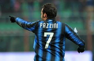 Pazzini's Debut Double Revitalizes Inter In 3-2 Comeback Win