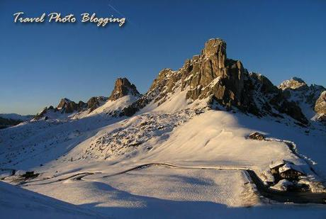 Passo Giau in Winter