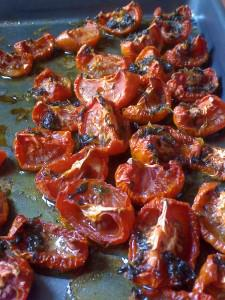 Dried Tomatoes à la Aristippos