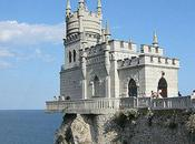 Cool Castles Located Cliffs