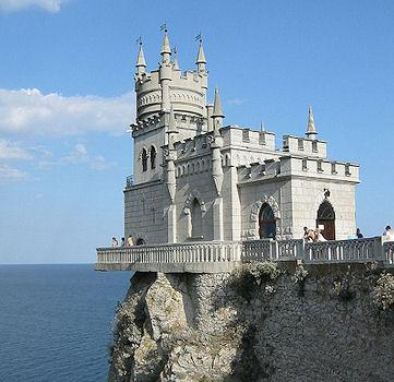 Cool Castles Located On Cliffs
