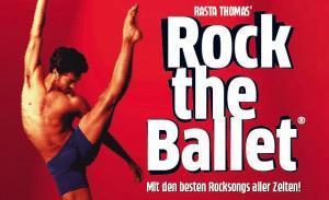 Ballet rocks Amsterdam Carré