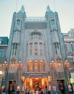 Amsterdam's art deco cinema celebrates 90 years