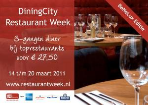 Dining in style with Restaurant Week Amsterdam