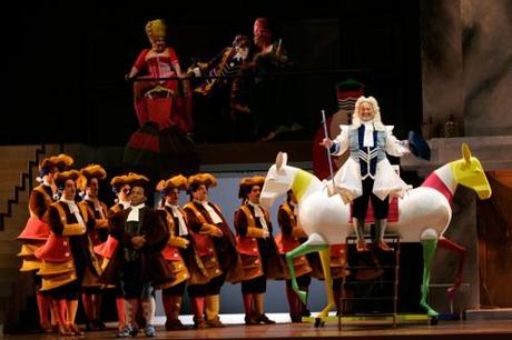 COC mounts 'Cenerentola' with sensational cast . . . and cute contest!