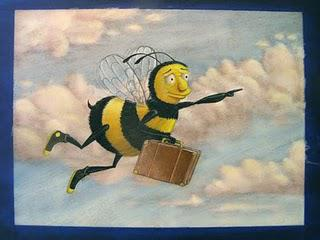 Busy Bumblebee – Process
