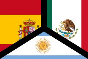 Spanish language (major differences)