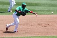 Tips for an underhand toss