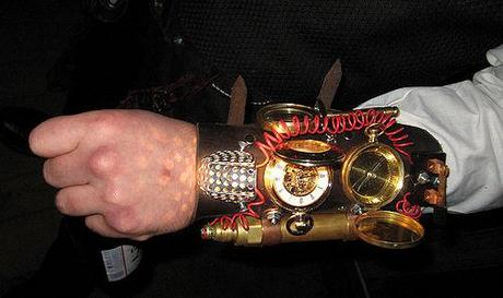 Ten Astonishing Steampunk Timepieces