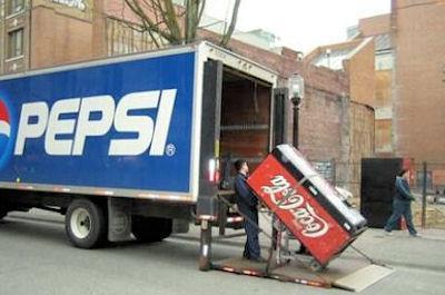 Coke Vs. Pepsi: The Pioneers