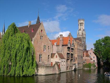 Honeymoon in Bruges