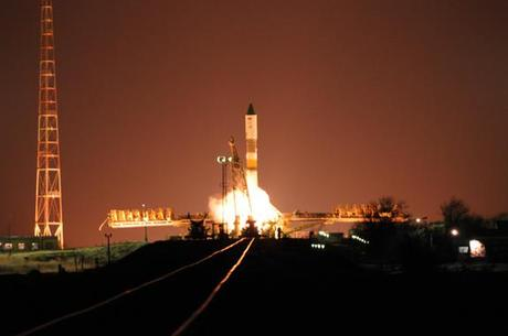 Robotic Russian Cargo Ship Launched to ISS