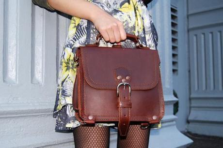 leather satchelTimeless Fashion: Always & Forever
