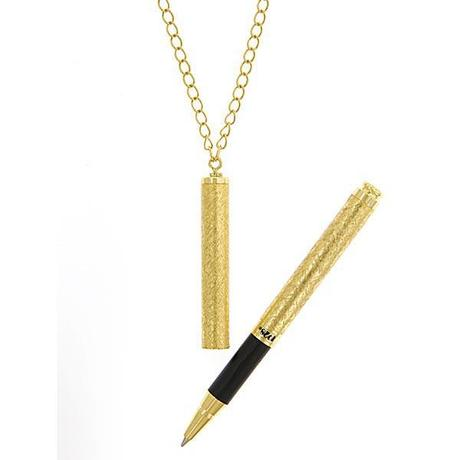pen necklace