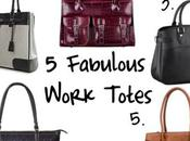 Fabulous Work Totes Career Girl