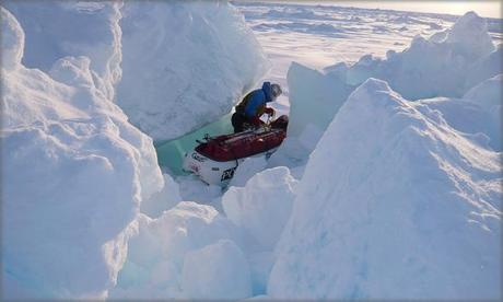 North Pole 2011: Explorer Hopes To Become Youngest To The Pole