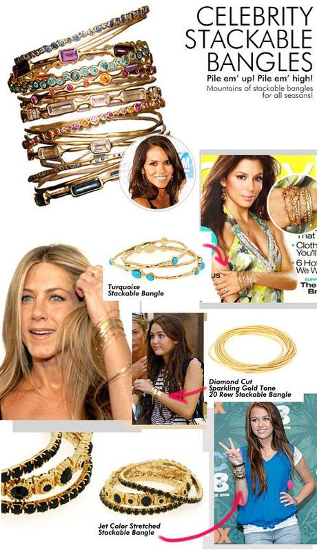 bangle01Fab Find Friday: Celebrity Boho Style for Less!