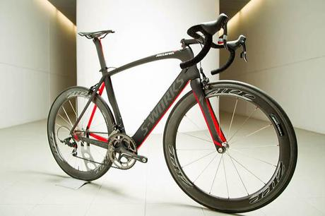 Specialized and McLaren Introduce Hot New Bike, I Drool Uncontrollably!