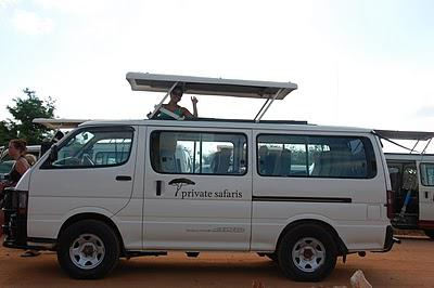 Kenya Adventure: Safari at the Tsavo Park