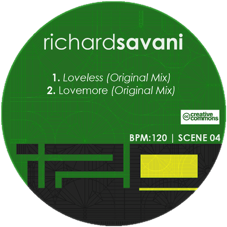 Free Release from Richard Savani - 2 tracks of deep house