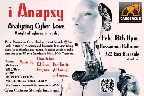 Big Party in Portland, OR on Friday, February 18th