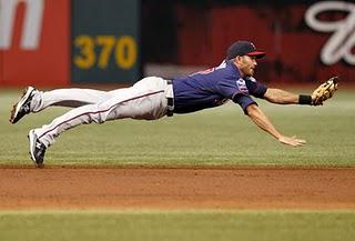 Tips for diving after ground balls