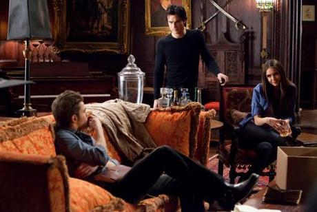 """Review #2402: The Vampire Diaries 2.16: """"The House Guest"""""""