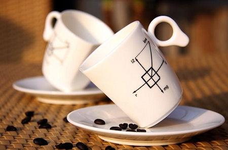 Zero Gravity Coffee Cup