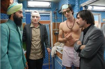 The Darjeeling Limited (& Hotel Chevalier)