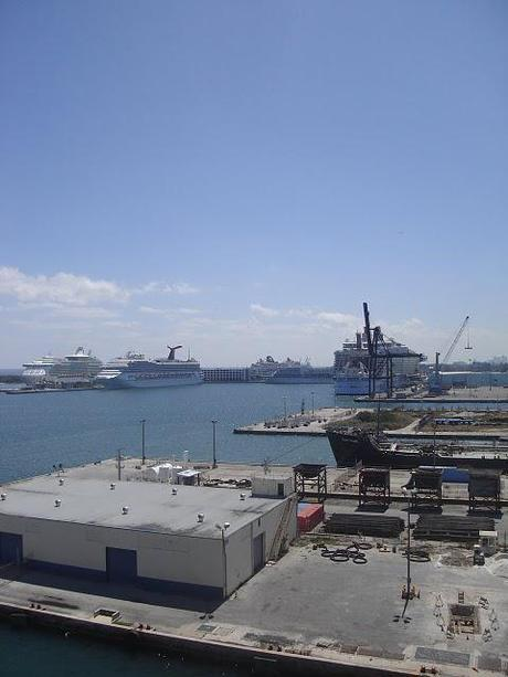 Possibly The Largest Gathering Of Cruise
