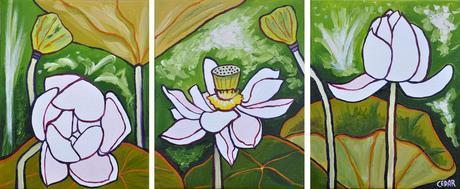 Lotus Pond V