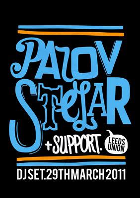 Parov Stelar & Raf Daddy @ Stylus, Leeds, 29th March