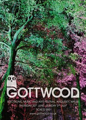 Gottwood 2011 lineup. Pelski and Jackmode to host a stage.