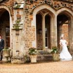 Fawsley Hall by Northampton wedding photographer Sarah Vivienne - 1