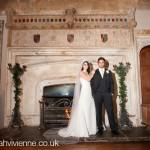 Fawsley Hall by Northampton wedding photographer Sarah Vivienne