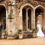 Fawsley Hall by Northampton wedding photographer Sarah Vivienne - 1