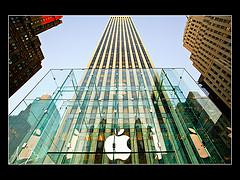 Apple Store, 5th Avenue New York City
