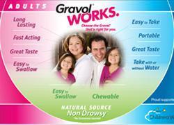 Gravol: Proud Sponsor of the Children's Wish Foundation