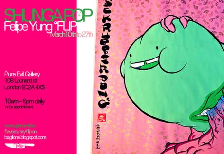 Felipe 'FLIP' Yung —ShungaPop