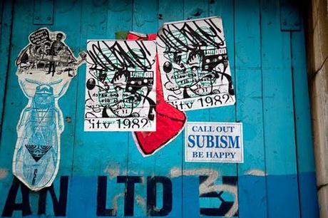 Street Art — Seen on the streets 04